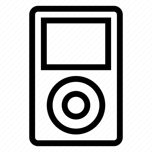 information, ipad, mp3, mp3player, music, musicplayer, pot icon
