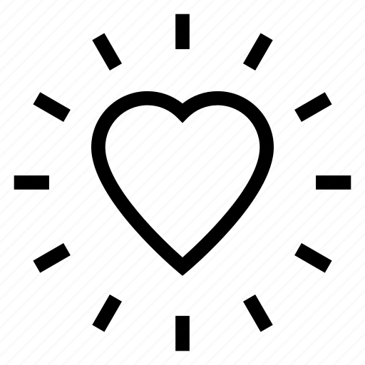 Heart, humanheart, like, love, romance, valentine icon - Download on Iconfinder