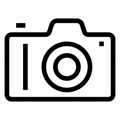 camera, cameralens, photo, photography, picture, video, videocamera icon