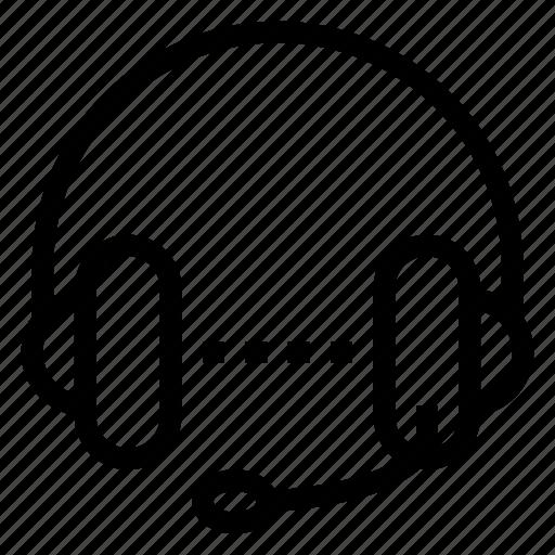 Call, communication, dj, earphones, headset, musicheadphones, smartphone icon - Download on Iconfinder