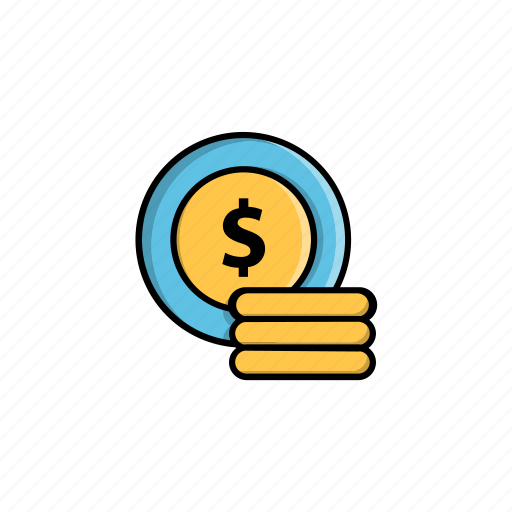Cash, coin, currency, dollar, finance, money icon - Download on Iconfinder