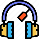 audio, earphone, headphones, music, shopping, sound icon