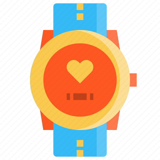 electronic, exercise, health, sport, technology, watch icon