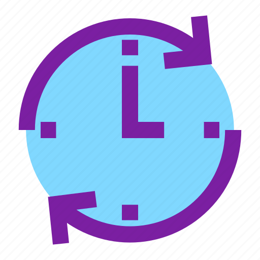 availability, hour, service, shopping icon