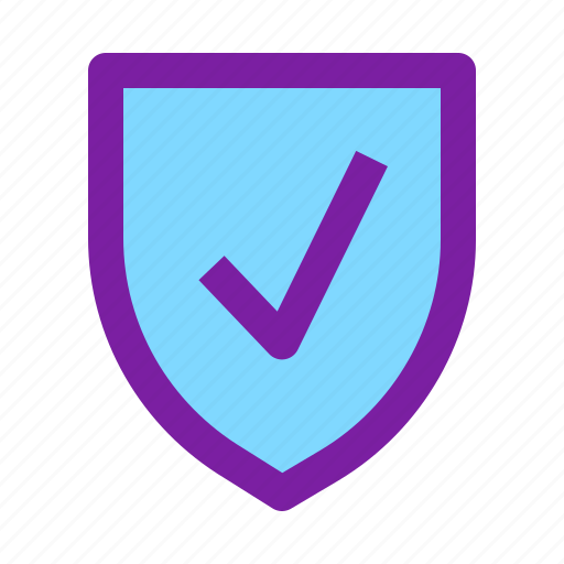 safe, safety, shield, shopping icon