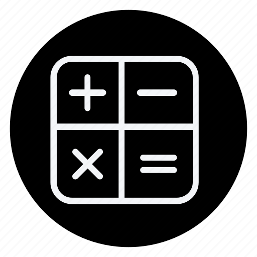 calculator, finance, money, payment, shop, shopping, store icon