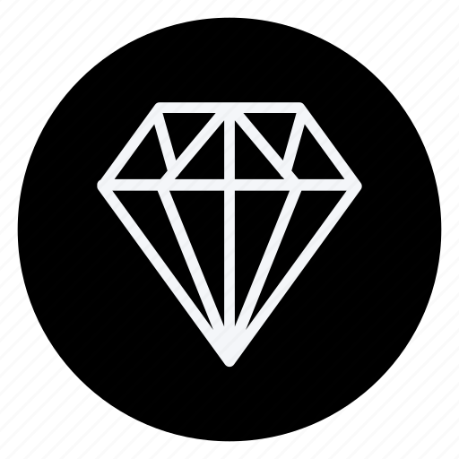 currency, diamond, finance, money, shop, shopping, store icon