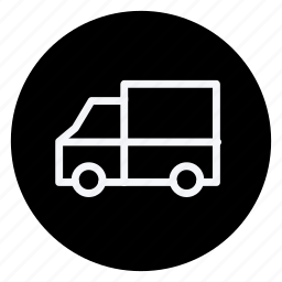 delivery car, delivery truck, finance, money, shop, shopping, truck icon