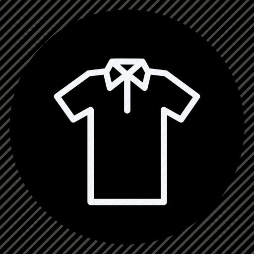 finance, money, polo shirt, shirt, shop, shopping, store icon