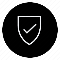 finance, money, safety, shield, shop, shopping, store icon