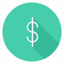 currency, dollar, finance, money, payment, shop, shopping icon