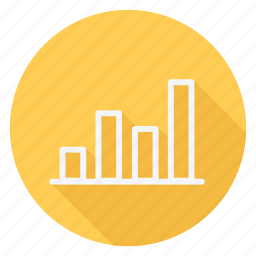 analytics, bar chart, finance, money, shop, shopping, store icon