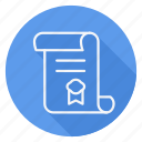business, finance, invoice, money, shop, shopping, store icon