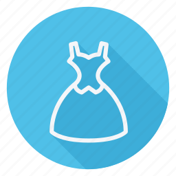 buy, finance, money, shop, shopping, store, woman dress icon