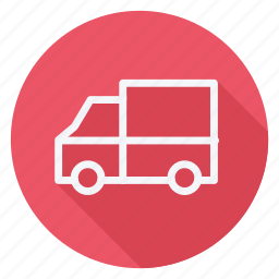 car, delivery truck, finance, money, shop, shopping, truck icon