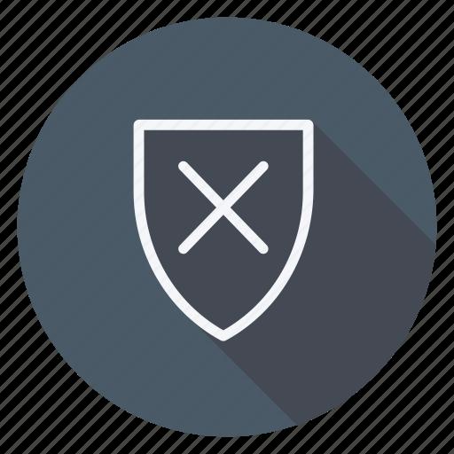 finance, lock, money, shield, shop, shopping, store icon