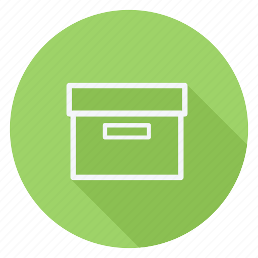box, cart, finance, money, shop, shopping, store icon