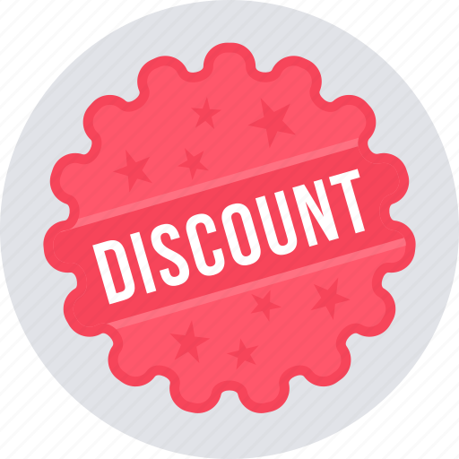 discount, label, offer, sale, shopping, sign, tag icon