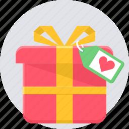 birthday, box, celebration, gift, parcel, party, present icon