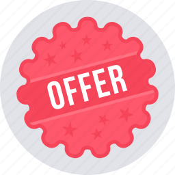 label, offer, shop, sign, tag icon