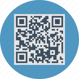 barcode, code, qr icon