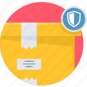 box, delivery, package, parcel, protection, safe icon
