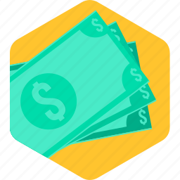 business, cash, currency, finance, money, payment icon