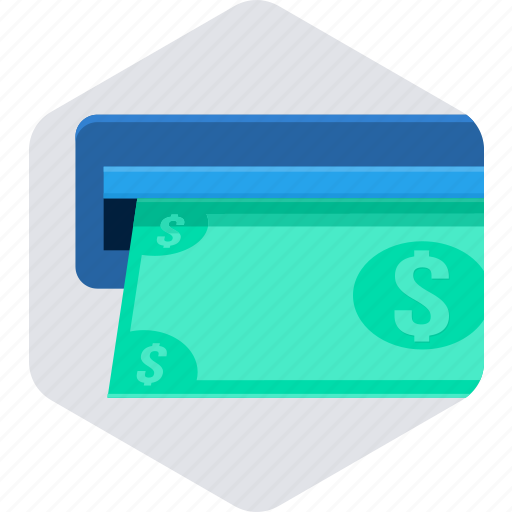 atm, money, payment, withdraw, withdrawal icon