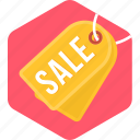 discount, label, offer, price, sale, shopping, tag icon