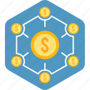 advance, finance, money, payment, premium icon