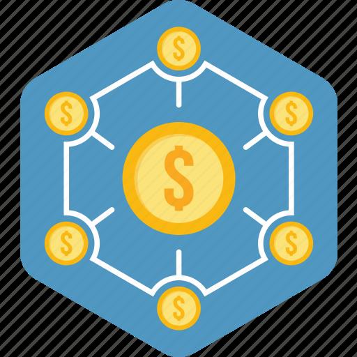 advance, finance, money, payment, premium icon