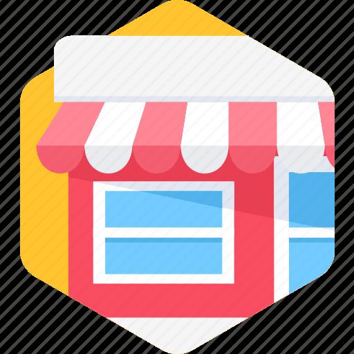 Shop, store, location, market icon - Download on Iconfinder