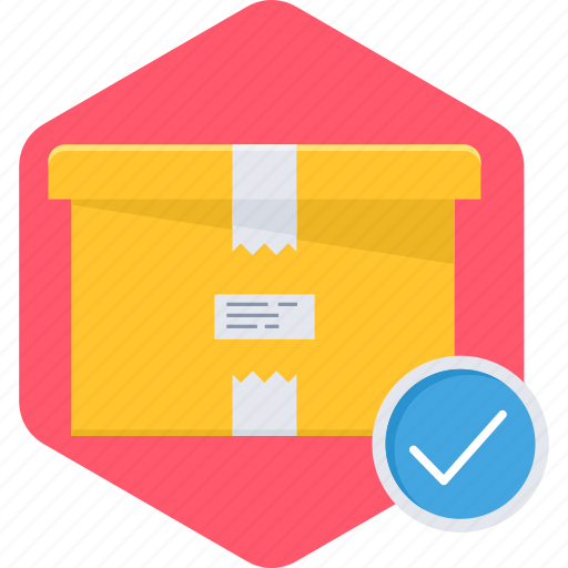 box, cargo, delivery, logistic, package, parcel icon