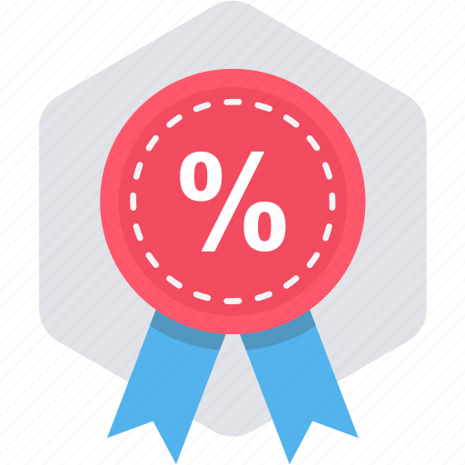 discount, label, percentage, price, shopping, tag icon