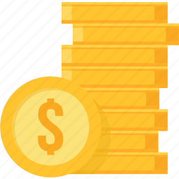 budget, cash, finance, funds, money, payment, revenue icon