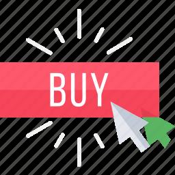 buy, click, online, ppc, seo, shop, shopping icon