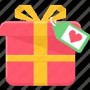 gift, present, birthday, box, celebration, decoration, party