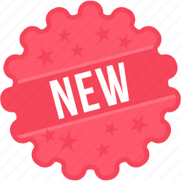 fresh, new, offer, sale, sign, sticker, tag icon