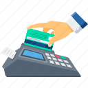 bill, billing, swipe, card, pay, payment, shopping