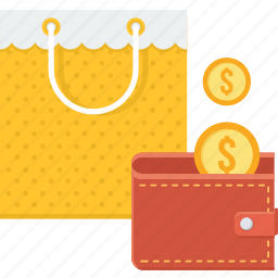 bag, buy, cashback, guardar, save, savings, shop, shopping icon
