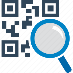 barcode, code, find, qr, tracking icon