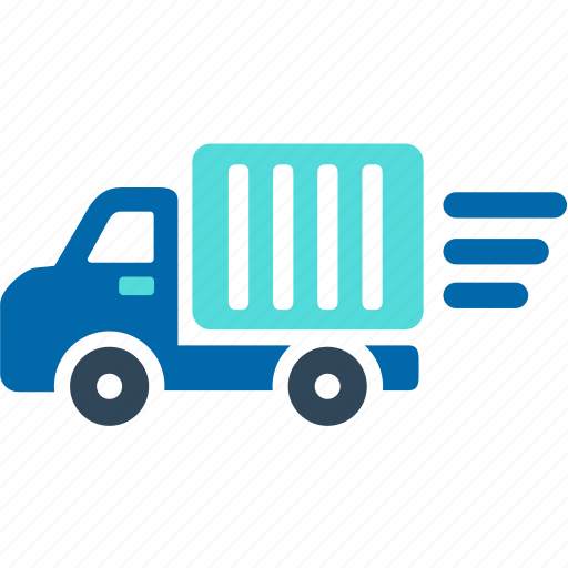 cargo, delivery, shipment, shipping, tracking, truck icon