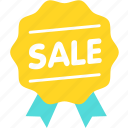 badge, discount, sale, shoppping, tag icon