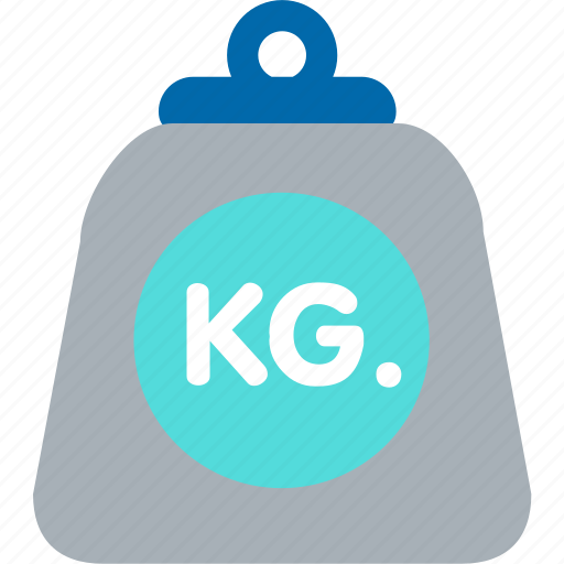 Gym, kilogram, scale, shipping, weight icon - Download on Iconfinder