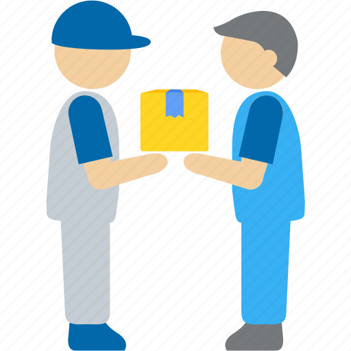 cargo, courier, delivery, delivery man, logistic, shipping icon