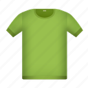 catalog, cotton blend, ecommerce, gift, green, price, shop, shopping, t-shirt, tshort, wear icon