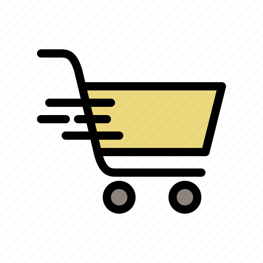 buy, cart, checkout, fast, shop, shopping, shopping cart icon