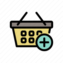add product, buy, cart, shop, shopping, shopping cart icon
