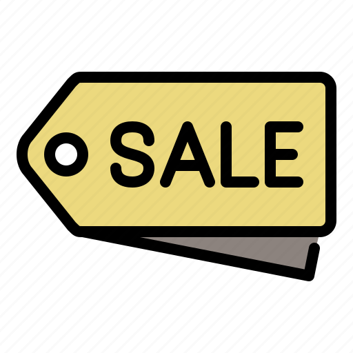 discount, label, promotion, sale, shopping icon