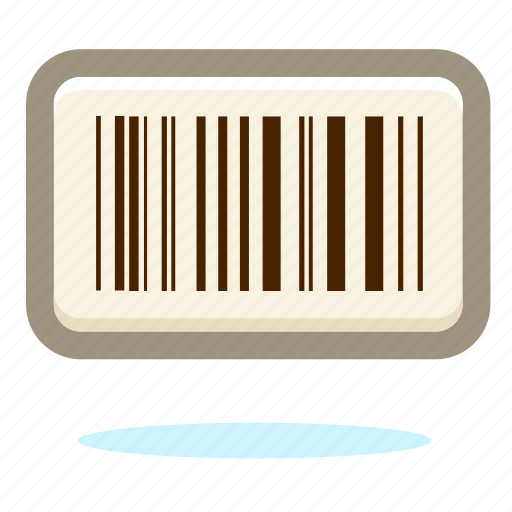 barcode, shop, shopping, store icon